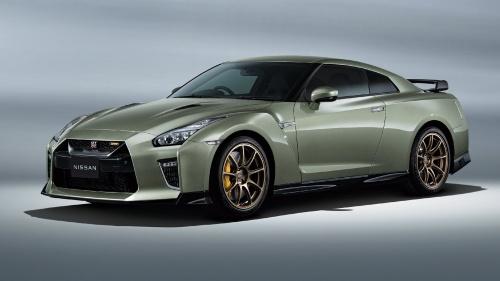 図6 GT-R Premium edition T-specの外観