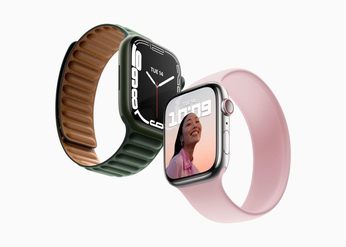 「Apple Watch Series 6」 (出所:アップル)