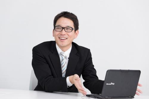 マウスコンピューター 法人営業本部 本部長の金子覚氏