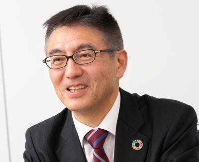 NEC デジタルネットワーク事業部 事業部長 尹 秀薫 氏
