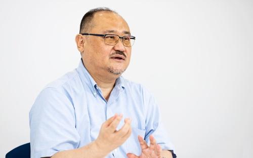 日本eスポーツ連合(JeSU) 副会長 浜村弘一氏