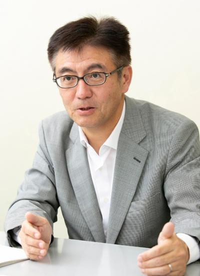 NEC セキュリティ・ネットワーク事業部 事業部長 尹 秀薫氏