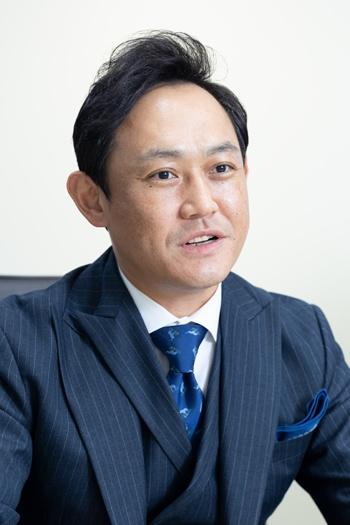 Backbase Japan株式会社 代表取締役社長 ジェイソン・リー氏