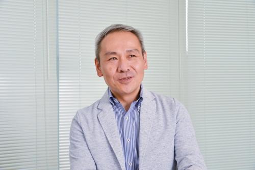 新潟コンピュータ専門学校 統括学科長の増田量滋氏