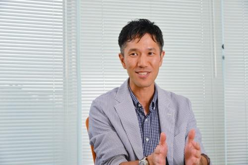 新潟コンピュータ専門学校 ゲームクリエーター科 学科長 ゲームプログラム担当の川原健氏