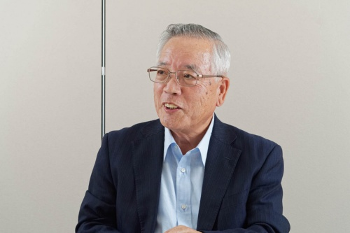 第一電子 取締役本部長の細川善信氏